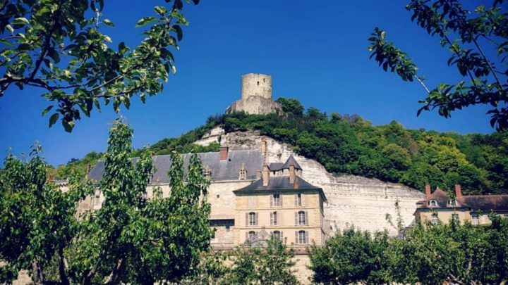 Château de La Roche-Guyon - Photo CA